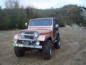 Jeep Cj5 Yapımı