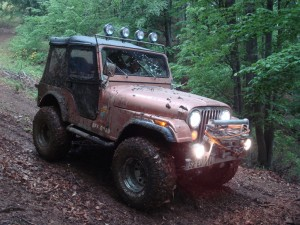 Jeep Cj5 ve Offroad (2008)