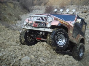 Jeep Cj5 ve Offroad (2009)