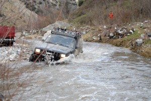 Jeep Xj ve Offroad (2011)