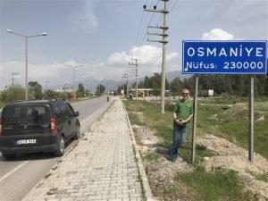 OSMANİYE