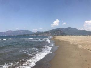 İztuzu Plajı -Turtle Beach ( 14 Ağustos 2020 )
