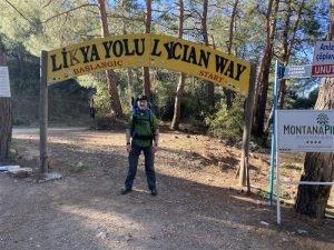 Likya Yolu (19-22 Nisan 2021)